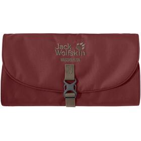 Jack Wolfskin Waschsalon Bagage ordening rood